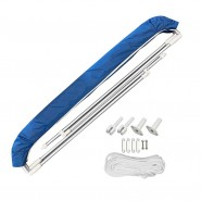 BALDACHIM BIMINI SZER. 130cm BLUE 2R