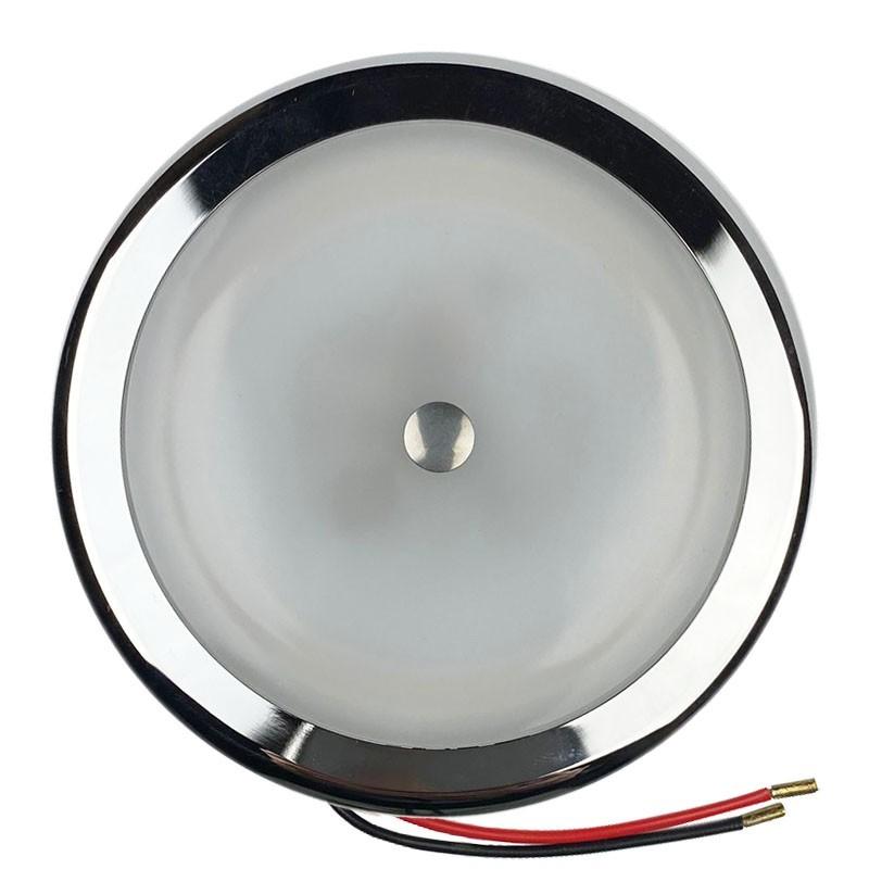 LAMPA KAJUTOWA LED 105mm ZE ŚCIEMNIACZEM