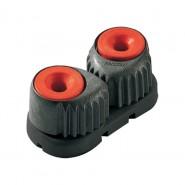 KNAGA SZCZĘKOWA CARBON RONSTAN 2-8mm RED