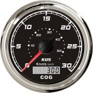 PRĘDKOŚCIOMIERZ GPS 60km/h CS - Q - 85mm