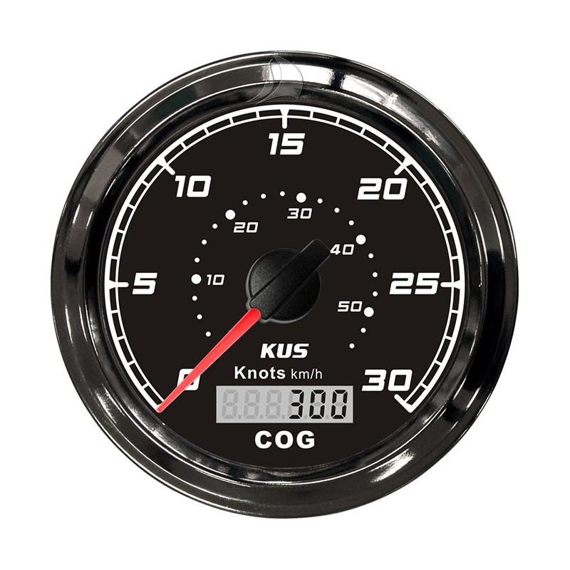 PRĘDKOŚCIOMIERZ GPS 60km/h CC - Q