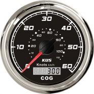 PRĘDKOŚCIOMIERZ GPS 110km/h CS - Q - 85mm