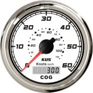 PRĘDKOŚCIOMIERZ GPS 110km/h BS - Q - 85mm