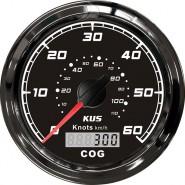 PRĘDKOŚCIOMIERZ GPS 110km/h CC - Q - 85mm