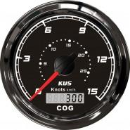 PRĘDKOŚCIOMIERZ GPS 27km/h CC - Q - 85mm