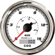 PRĘDKOŚCIOMIERZ GPS 27km/h BS - Q - 85mm