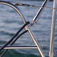 Artykuły nierdzewne do jachtu