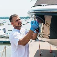 Naprawa i pielęgnacja jachtu