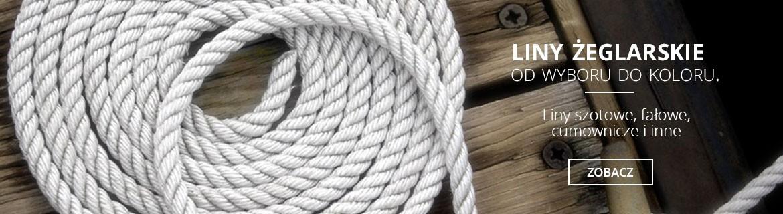 Liny żeglarskie